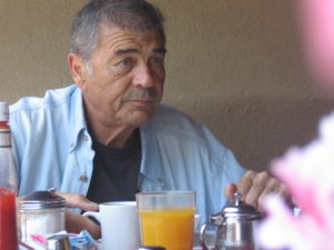 Robert Forster at The Silver Spoon, '08